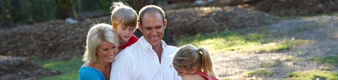 Matthew-Hayden-Family