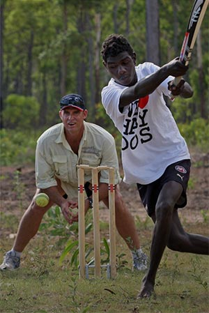 cricketer and ambassador