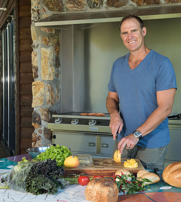 matthew hayden the cook