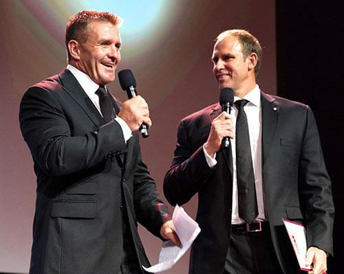 queensland awards matthew-hayden am