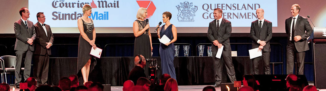 queensland awards winners