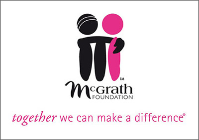 McGrath Foundation: together we can make a difference